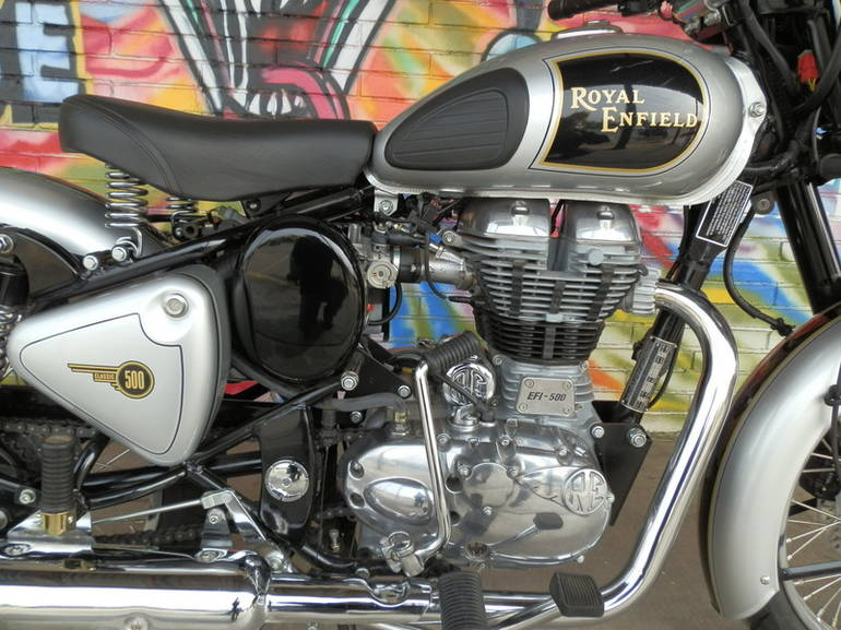 See more photos for this Royal Enfield Bullet Classic C5, 2014 motorcycle listing