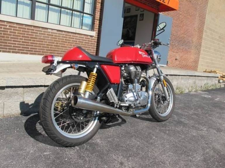 See more photos for this Royal Enfield Continental, 2014 motorcycle listing