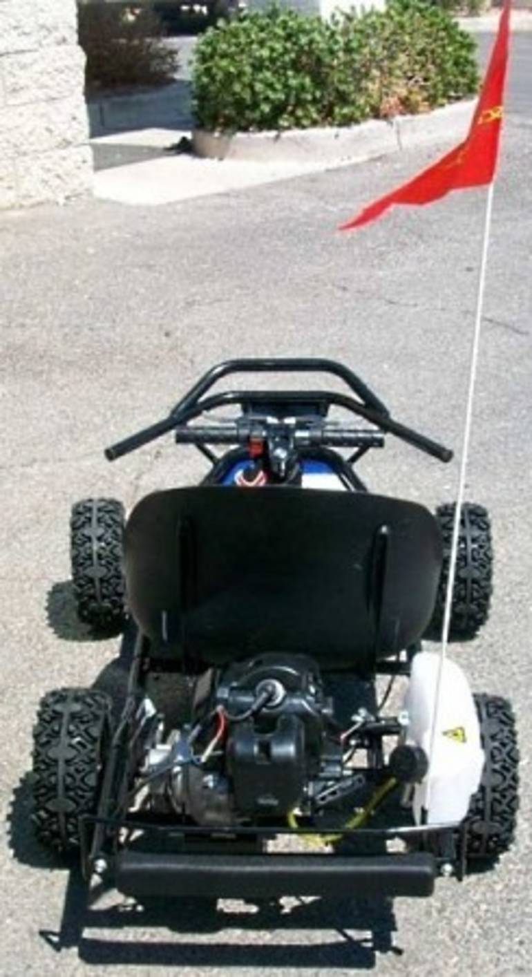 See more photos for this Scx Brand New 49cc Baja Off Road Go Kart, 2014 motorcycle listing