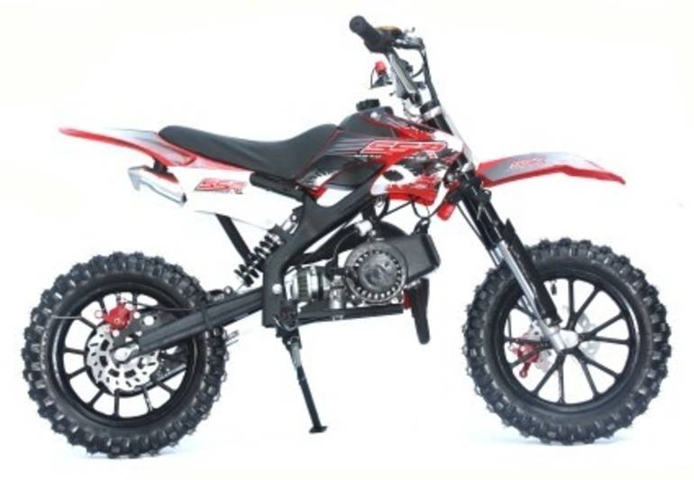 See more photos for this Ssr Brand New SSR SX50 Automatic Dirt Bike, 2014 motorcycle listing