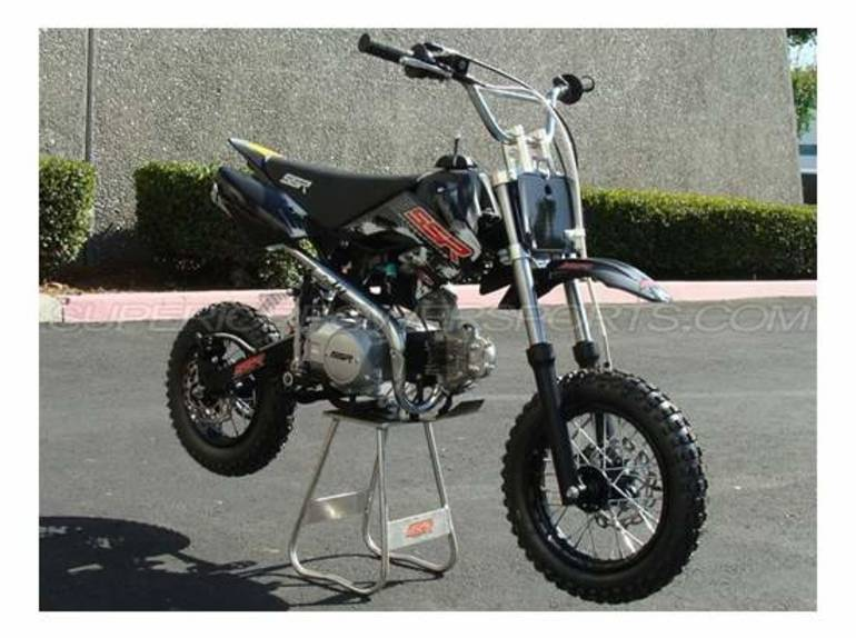 See more photos for this Ssr Motorsports 110cc Dirt Bike Type SEMI, 2014 motorcycle listing