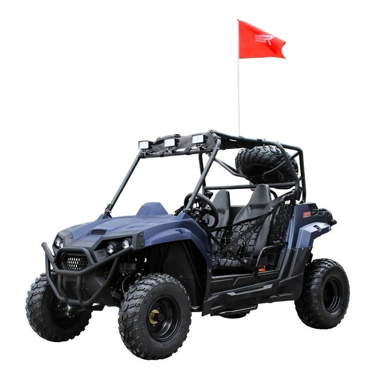 See more photos for this Ssr Motorsports SRU170 UTV, 2014 motorcycle listing