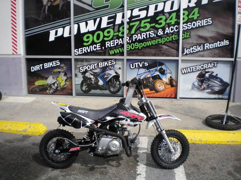See more photos for this Ssr Motorsports sr70, 2014 motorcycle listing