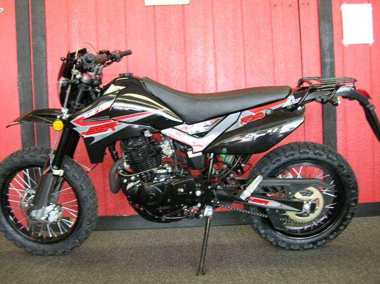 See more photos for this Ssr Motorsports XF250, 2014 motorcycle listing