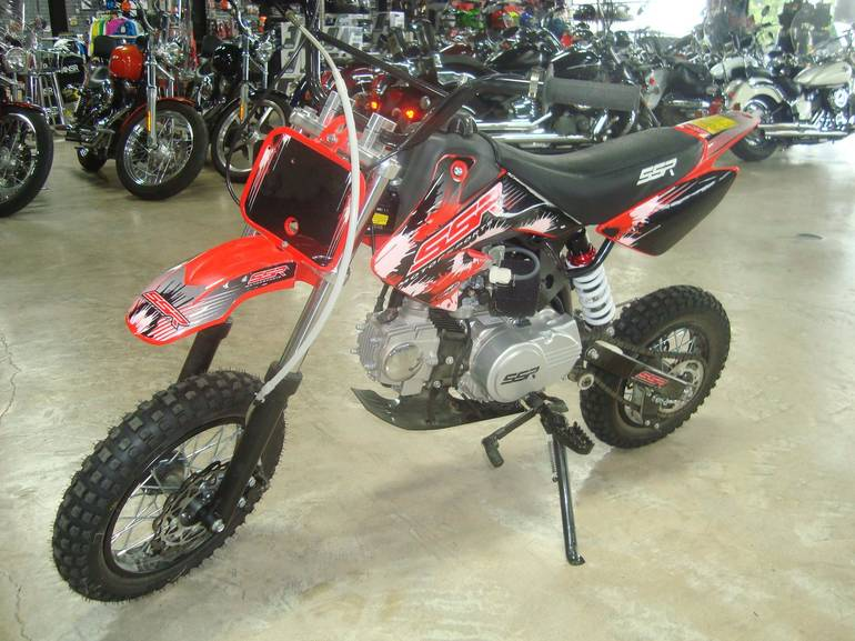 2014 Ssr Ssr 110 Motorcycle From Jonesboro  Ar Today Sale  1 099