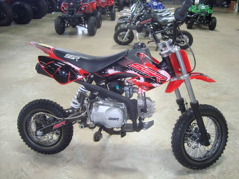 See more photos for this Ssr SSR 110, 2014 motorcycle listing