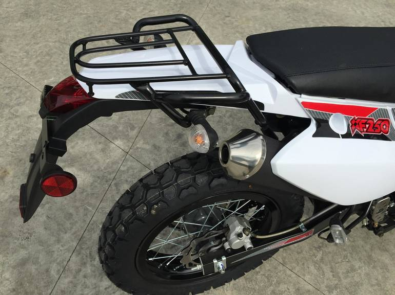 See more photos for this Ssr XF250 XF 250 ENDURO, 2014 motorcycle listing