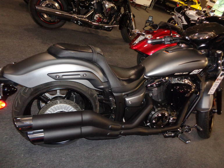 See more photos for this Star Motorcycles Stryker, 2014 motorcycle listing