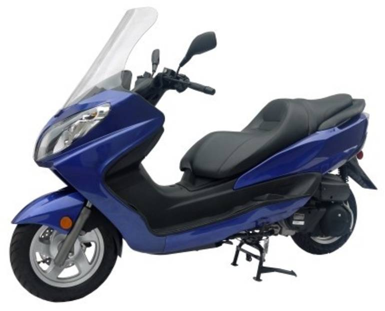 See more photos for this Sun Aeolus 400 EFI St. Moritz Moped Scooter, 2014 motorcycle listing