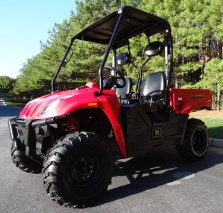 See more photos for this Sun Big Horn 400 B UTV Utility Vehicle, 2014 motorcycle listing