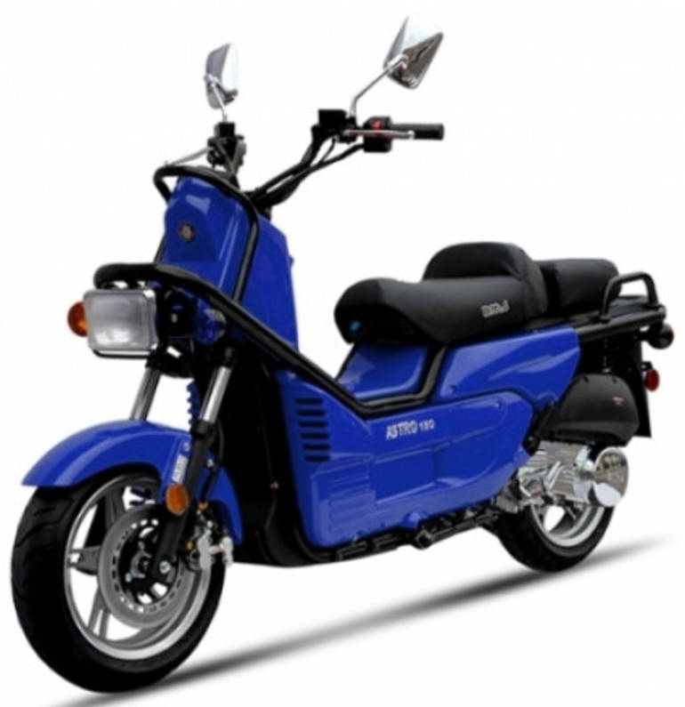 See more photos for this Sunny 150cc Astro 4-Stroke Moped Scooter ON SALE, 2014 motorcycle listing