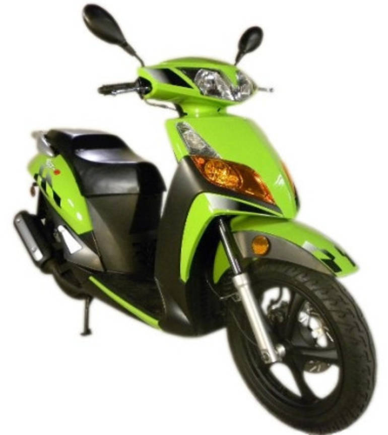 See more photos for this Sunny 150cc Gryphon Apex Sport Moped Scooter ON SALE, 2014 motorcycle listing