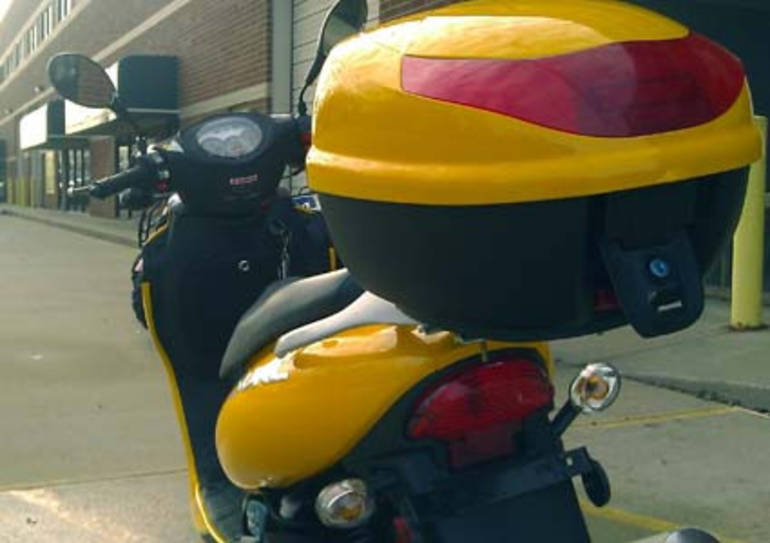 See more photos for this Sunny 150cc Super Bee Moped Scooter ON SALE, 2014 motorcycle listing