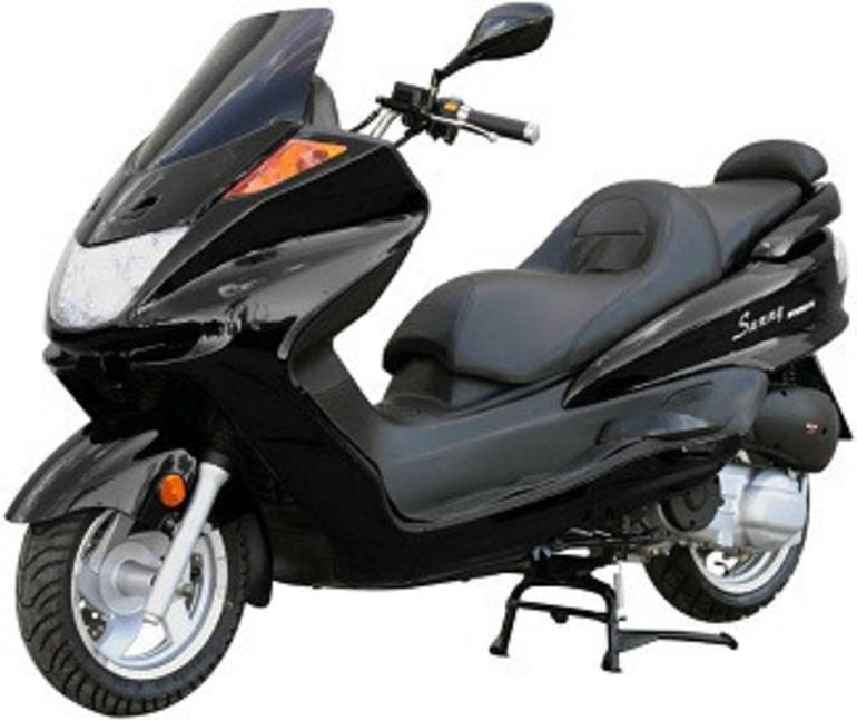 See more photos for this Sunny 250cc 4-Stroke Moped Scooter ON SALE!!!, 2014 motorcycle listing