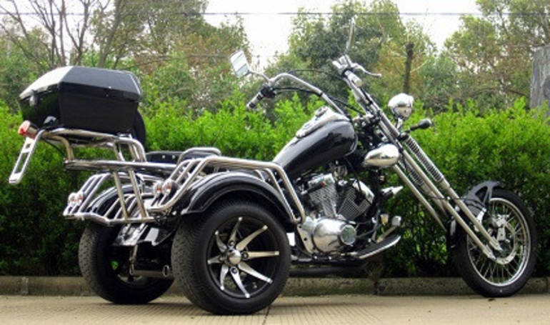 See more photos for this Sunny 250cc Road Warrior 3 Wheeled Chopper ON SALE !!!, 2014 motorcycle listing