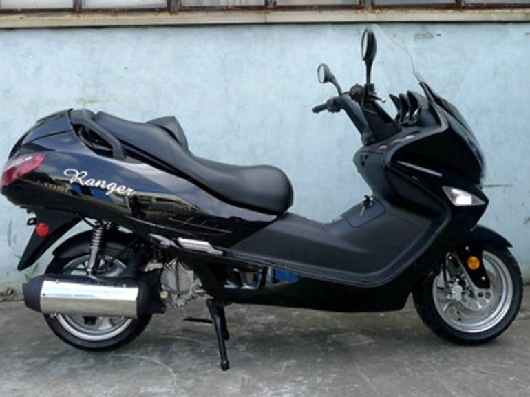 See more photos for this Sunny 250cc Scout 4 Stroke Moped Scooter ON SALE, 2014 motorcycle listing