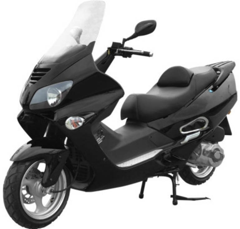 See more photos for this Sunny 300cc Deluxe Touring Gas Moped Scooter ON SALE, 2014 motorcycle listing