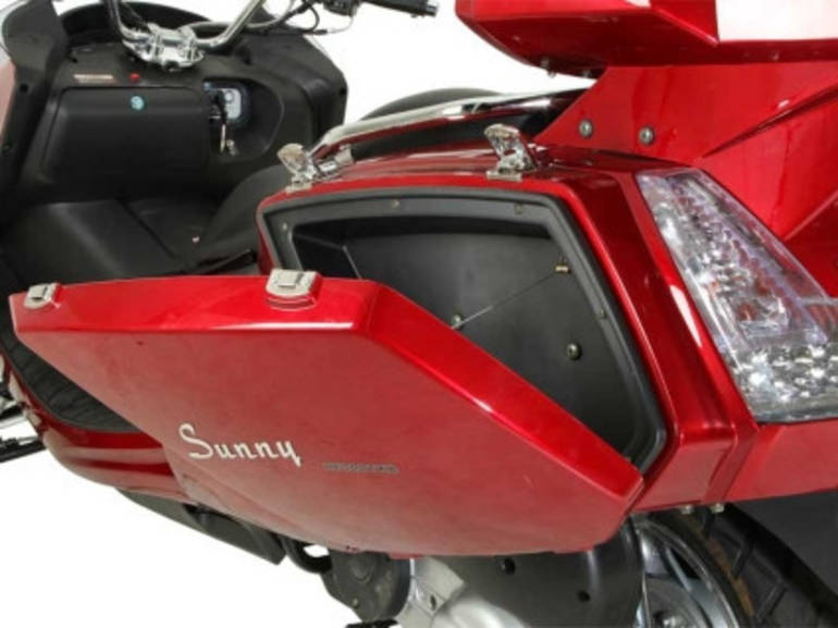 See more photos for this Sunny 300cc Titan Moped Scooter D300E ON SALE, 2014 motorcycle listing