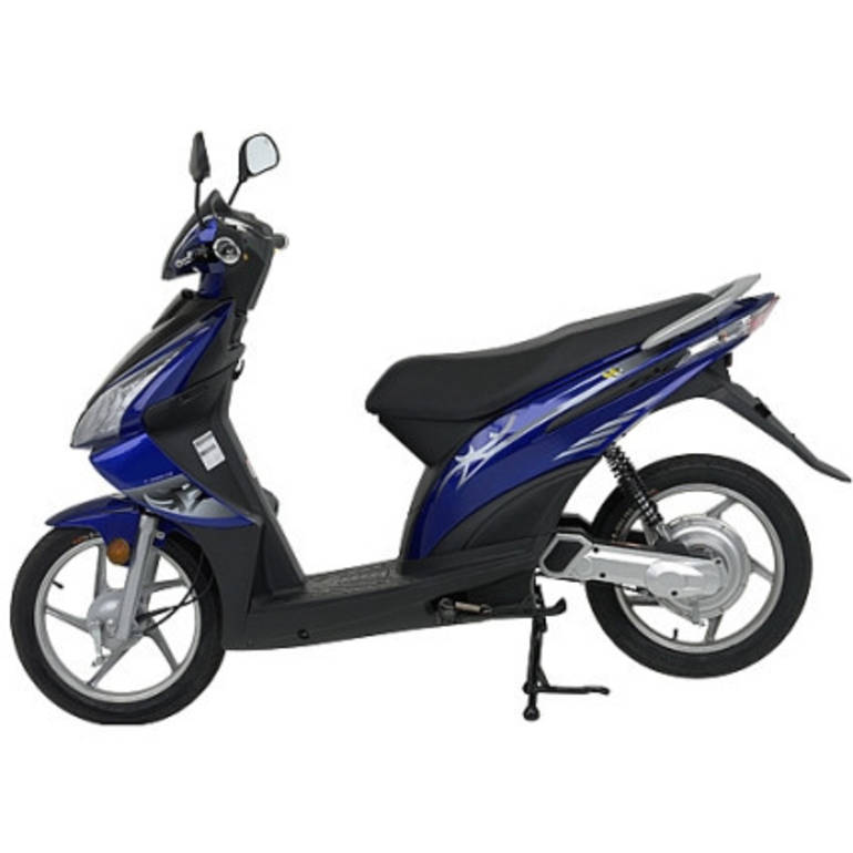 2014 sunny 500 watt serengeti electric motor scooter moped. Black Bedroom Furniture Sets. Home Design Ideas