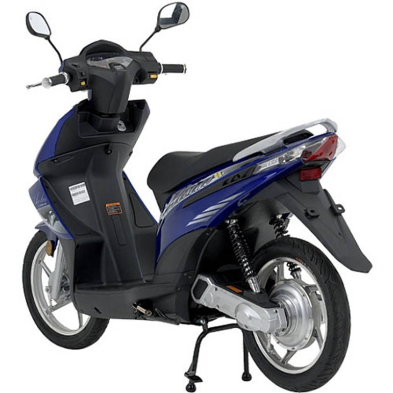 See more photos for this Sunny 500 Watt Serengeti Electric Motor Scooter Moped ON SALE, 2014 motorcycle listing
