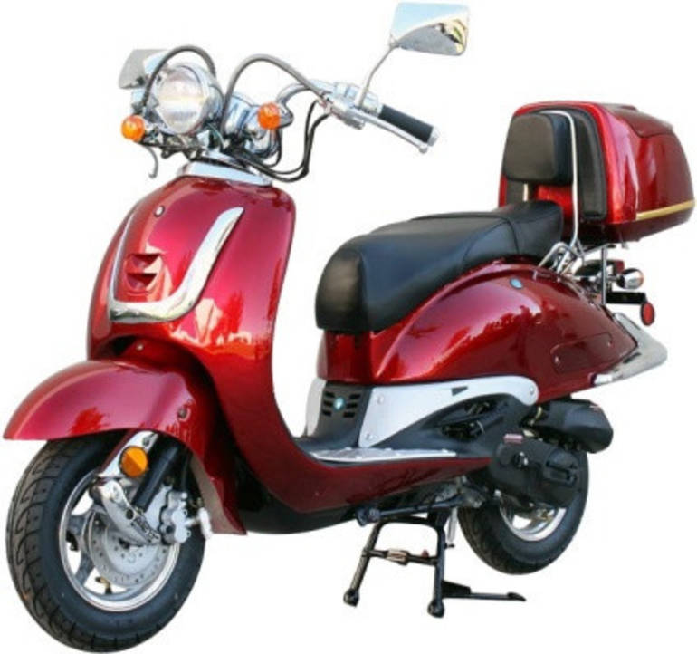 See more photos for this Sunny 50cc 4-Stroke Scooter Moped FOR SALE by SAFERWHOLESALE, 2014 motorcycle listing