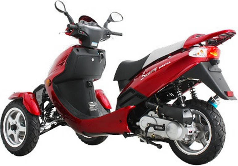 See more photos for this Sunny 50cc Super Trike Scooter Moped sale from SaferWholesale, 2014 motorcycle listing