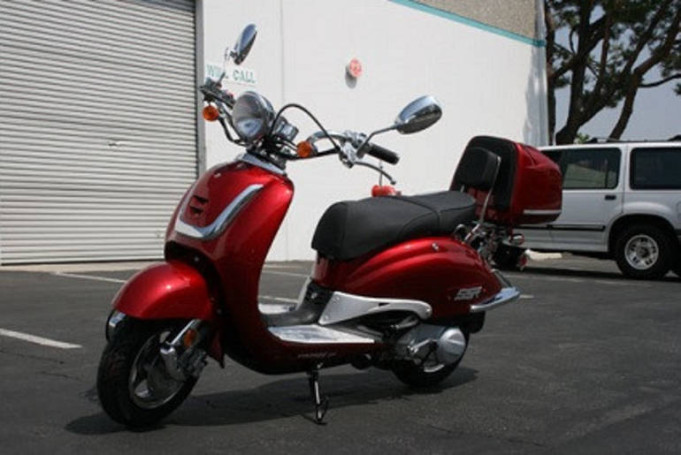 See more photos for this Sunny Elite 150cc Verona Scooter ON SALE by SaferWholesale, 2014 motorcycle listing
