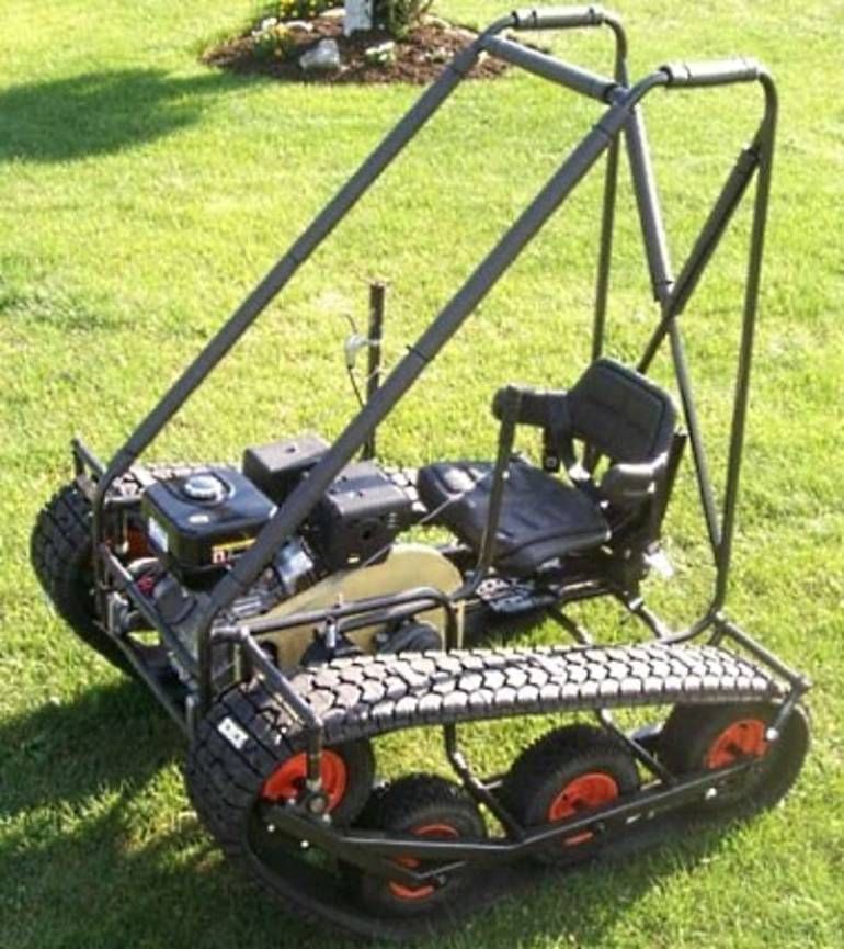 See more photos for this Gsi Gas Powered PTV Personal Tractor Go Kart Utility Wheelc, 2015 motorcycle listing