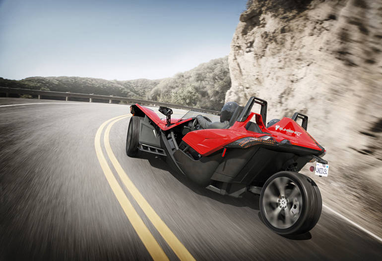 See more photos for this Polairs Slingshot, 2015 motorcycle listing