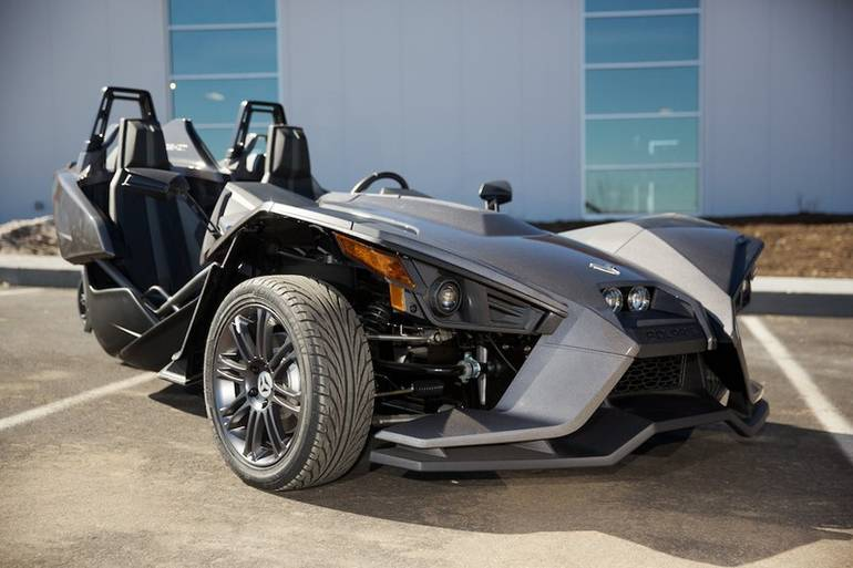 See more photos for this Polaris SLINGSHOT, 2015 motorcycle listing