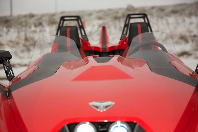 See more photos for this Polaris Slingshot SL, 2015 motorcycle listing