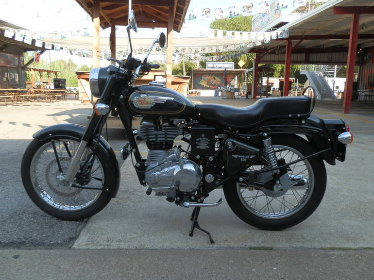 See more photos for this Royal Enfield B5 Bullett, 2015 motorcycle listing