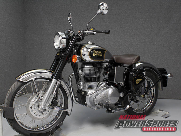 See more photos for this Royal Enfield BULLET C5 CLASSIC CHROME, 2015 motorcycle listing