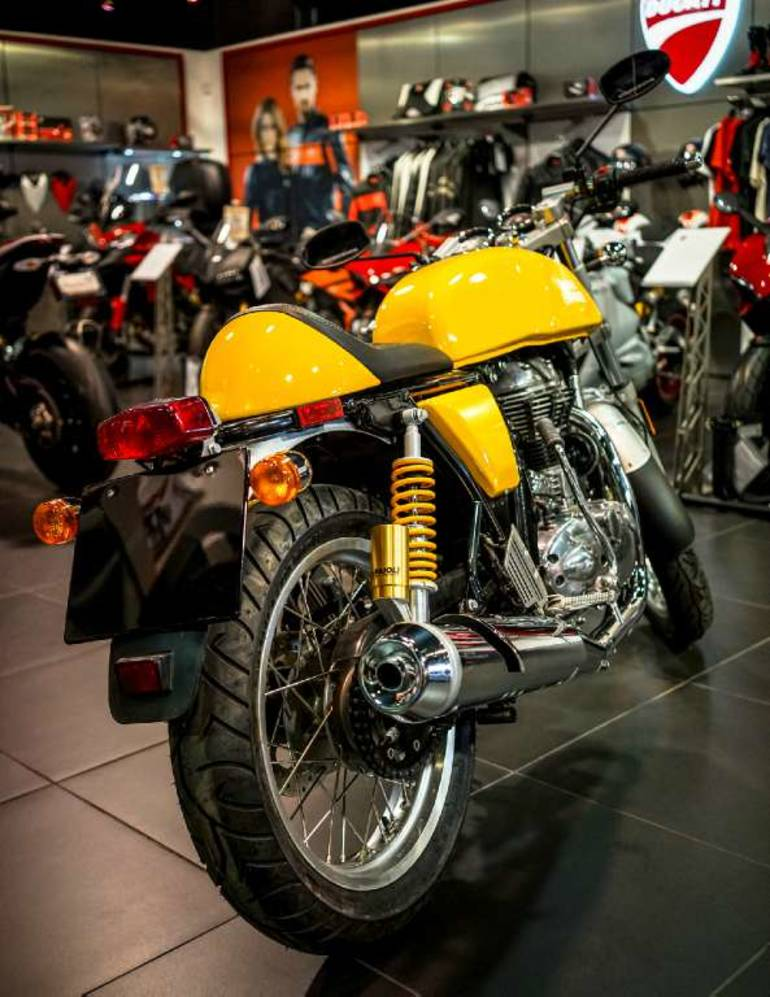 See more photos for this Royal Enfield Cafe Racer, 2015 motorcycle listing