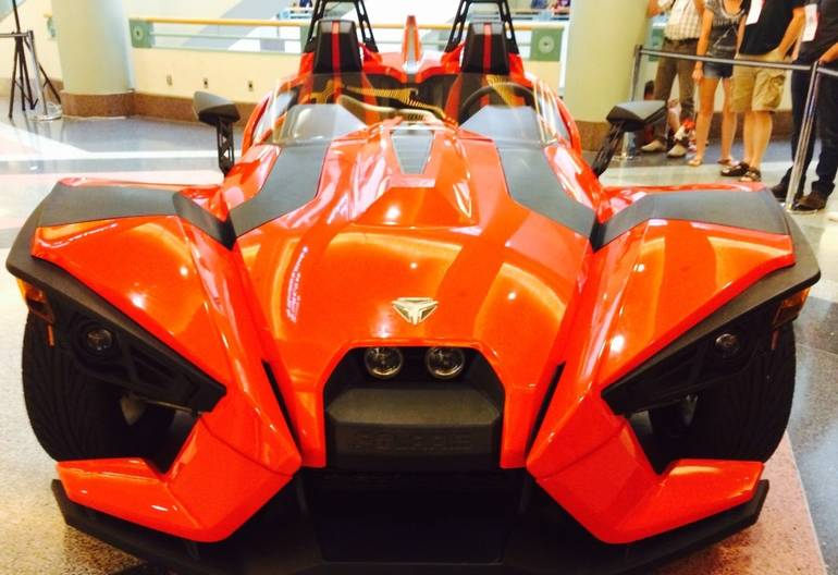 See more photos for this Slingshot SLINGSHOT, 2015 motorcycle listing