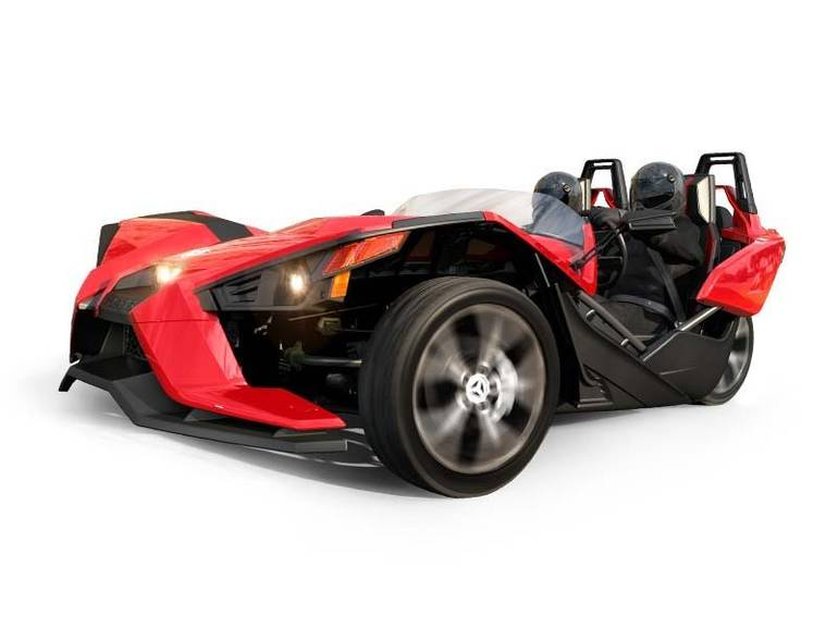 See more photos for this Slingshot SLINGSHOT SL, 2015 motorcycle listing