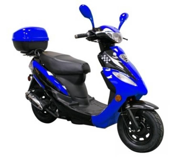 See more photos for this Ssr 50cc Europa Deluxe Moped Scooter, 2015 motorcycle listing