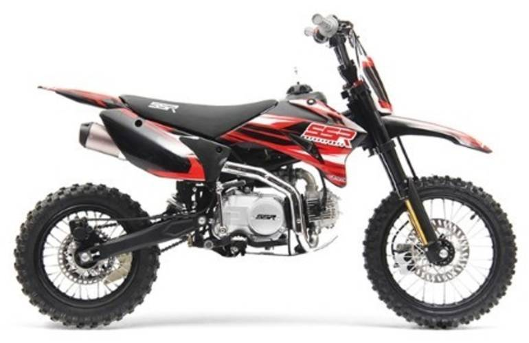 See more photos for this Ssr Motorsports Brand New SSR SR110TR Dirt Bike Pit Bike, 2015 motorcycle listing
