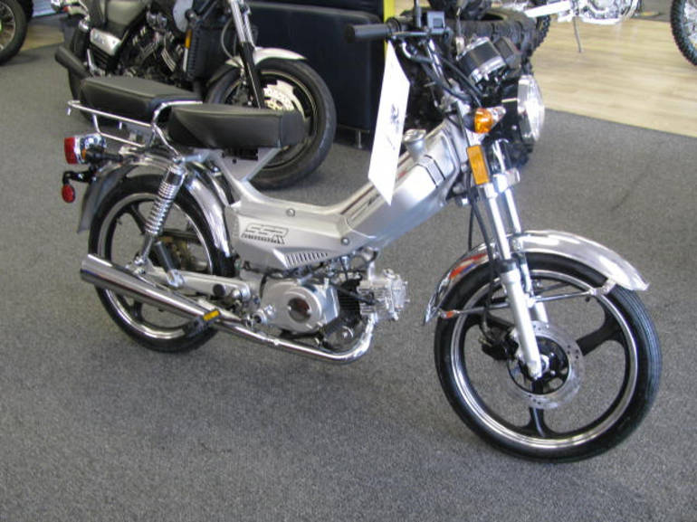 See more photos for this Ssr Motorsports LASER 50, 2015 motorcycle listing
