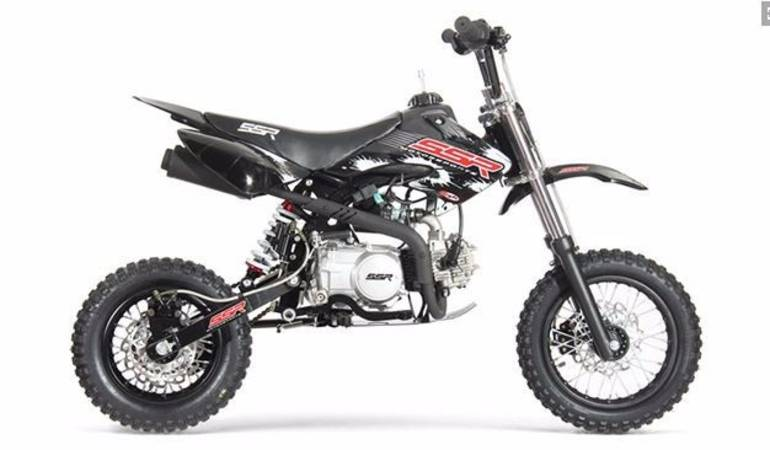 See more photos for this Ssr Motorsports SR110 SEMI, 2015 motorcycle listing
