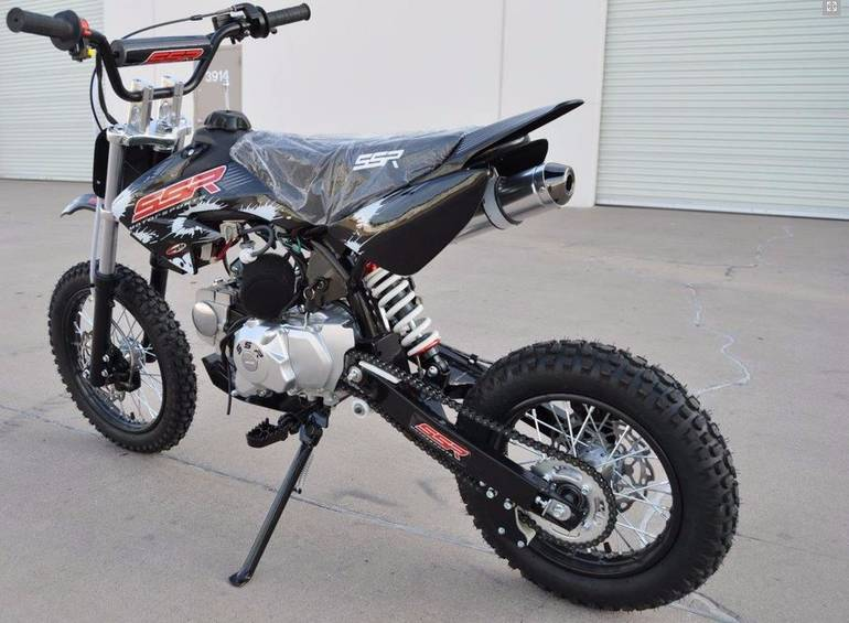 See more photos for this Ssr Motorsports SR125, 2015 motorcycle listing