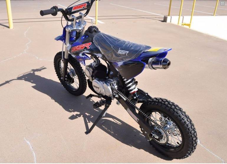 See more photos for this Ssr Motorsports SR125 SEMI, 2015 motorcycle listing