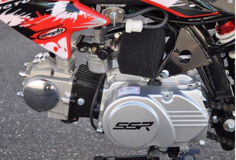See more photos for this Ssr Motorsports SR70C, 2015 motorcycle listing