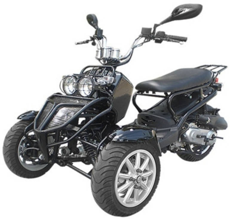 See more photos for this Sunny 150cc Three-Wheel Ruckus Style Trike Scooter Moped, 2015 motorcycle listing