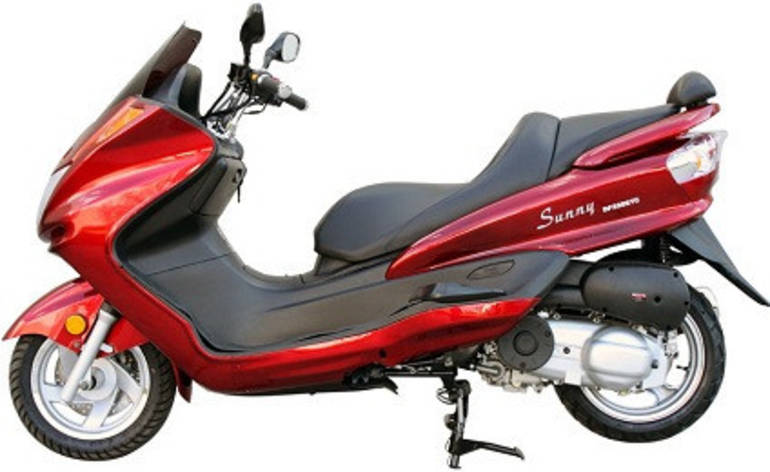See more photos for this Sunny 250cc 4-Stroke Moped Scooter, 2015 motorcycle listing