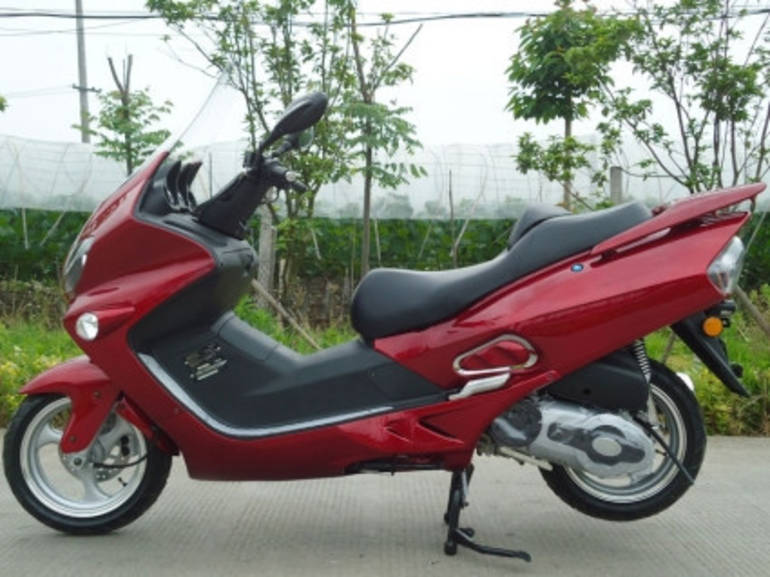See more photos for this Sunny 300cc Deluxe Touring Gas Moped Scooter For Sale, 2015 motorcycle listing