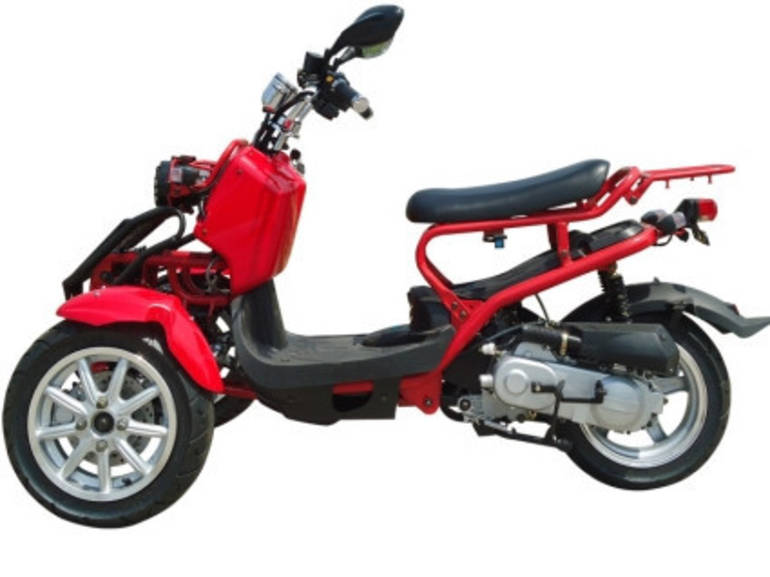 See more photos for this Sunny 50cc Three-Wheel Ruckus Style Trike Scooter Moped, 2015 motorcycle listing