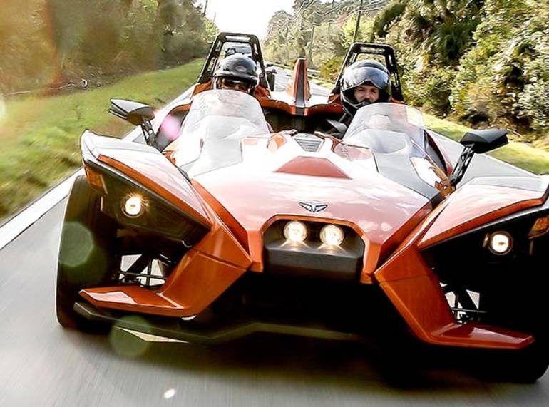 See more photos for this Polaris SLINGSHOT SL LE, 2016 motorcycle listing