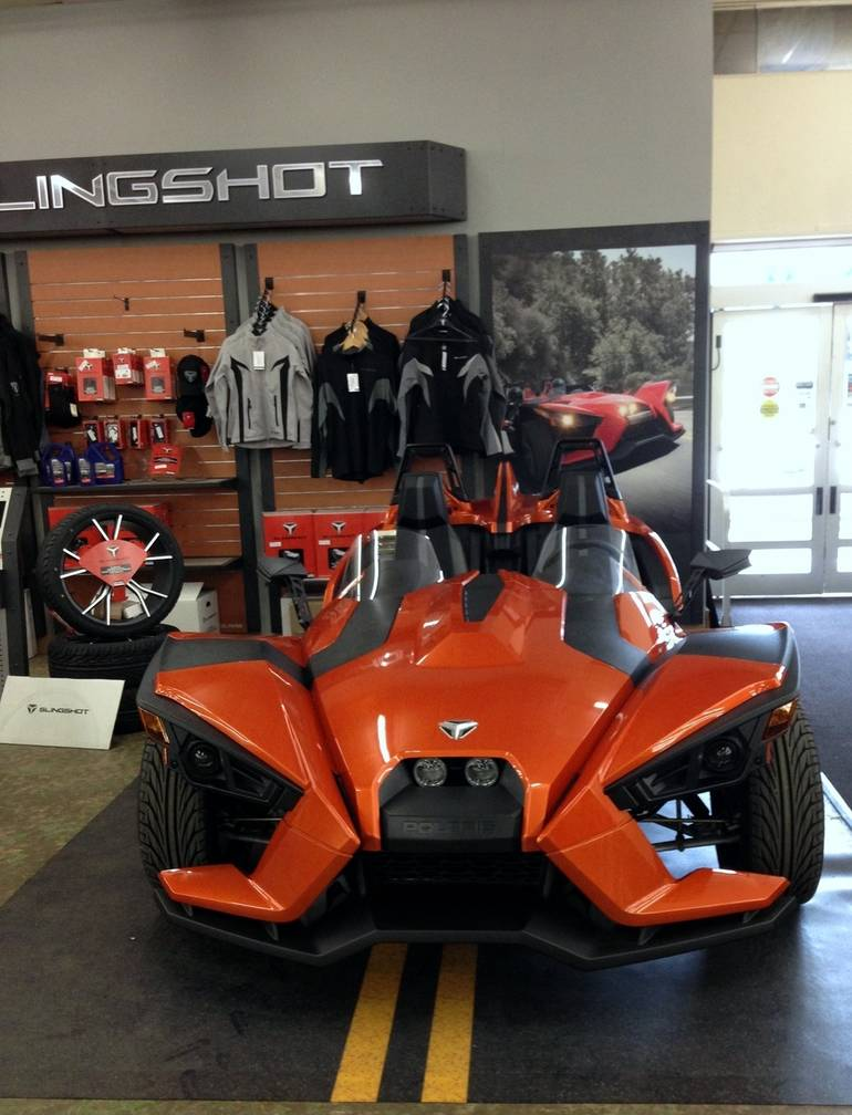See more photos for this Polaris SLINGSHOT SL LE , 2016 motorcycle listing