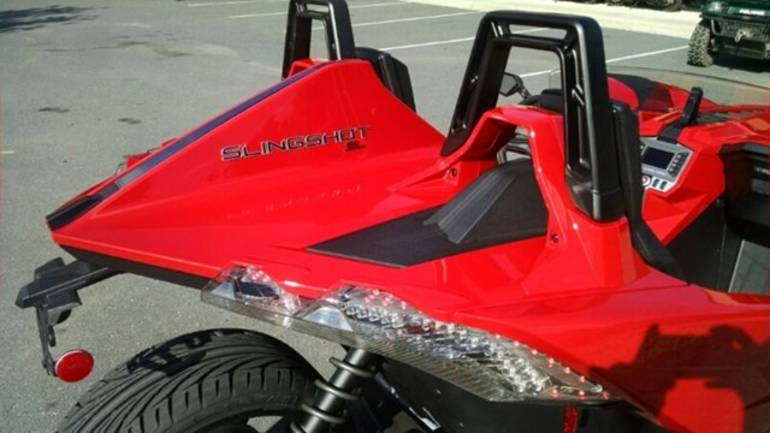See more photos for this Polaris SLINGSHOT SL, 2016 motorcycle listing
